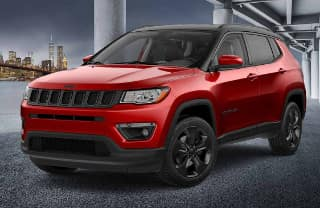 2018 Jeep Compass Latitude - Lease for $199/month!