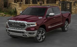2019 Ram 1500 Big Horn Crew Cab - Lease the Motor Trend Truck of the Year for $239/mo!