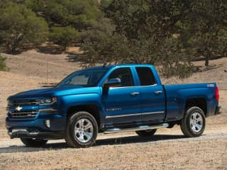 2018 Chevrolet Silverado 1500 Double Cab 4WD - Lease for $269/month