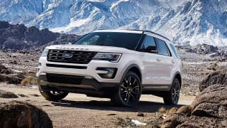 2018 Ford Explorer - Lease for $214/mo!
