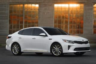 2019 Kia Optima LX - Lease for $144/month!