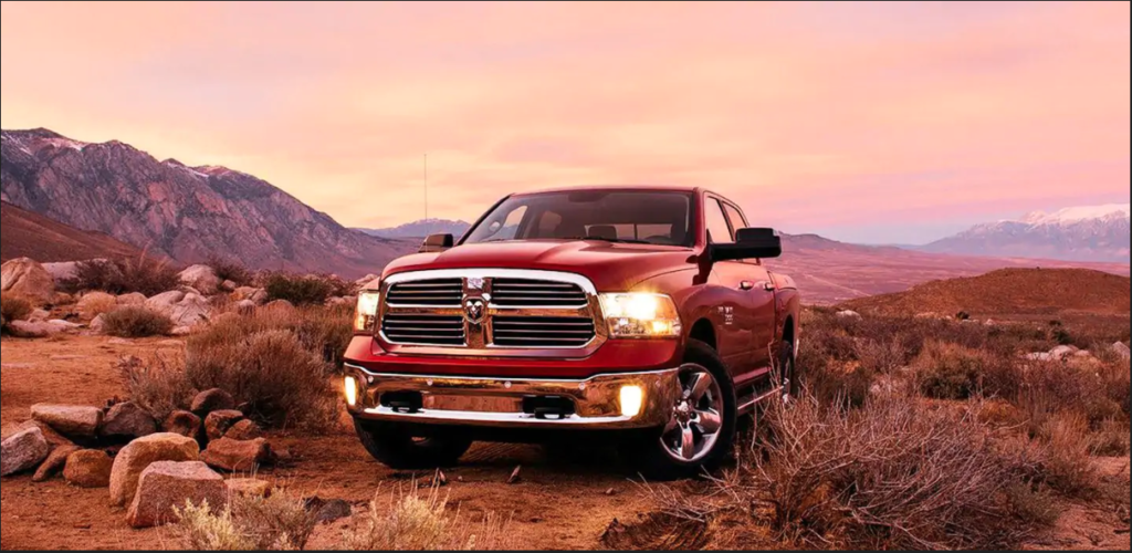 2019 Ram 1500 Big Horn Crew Cab - Lease for $315/mo!