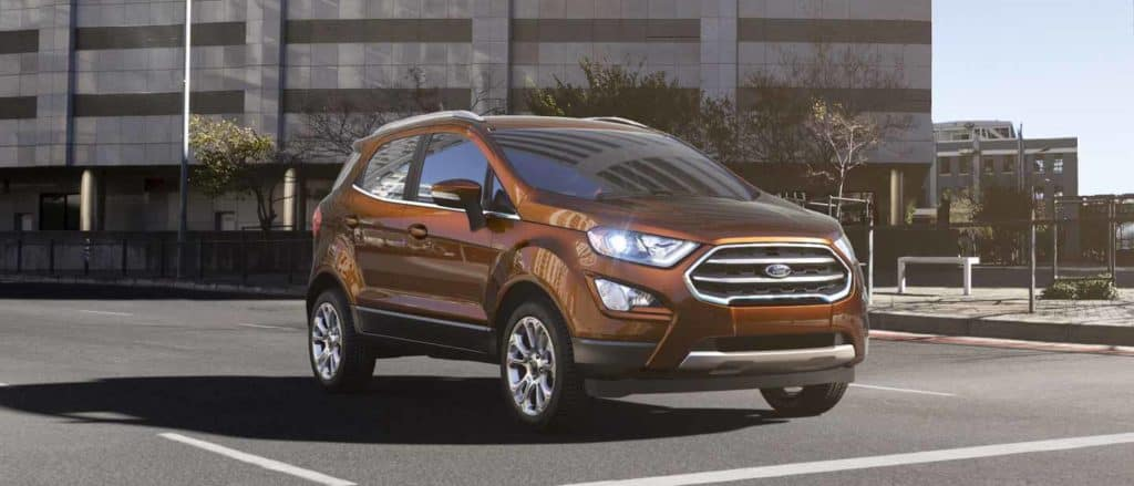 2018 Ford Ecosport - Lease for $137/month!