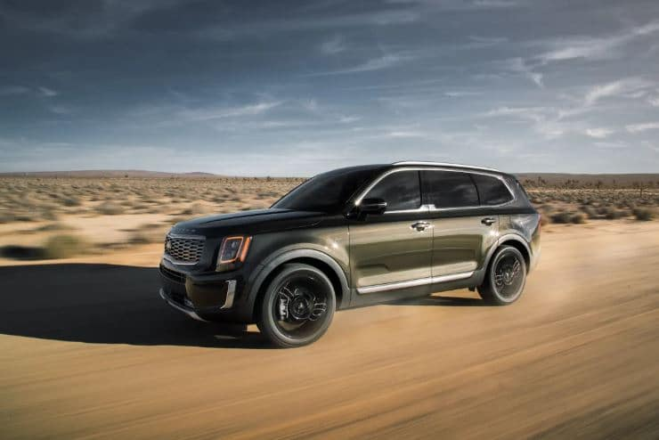 2020 Kia Telluride EX AWD -  Lease for $349/month!