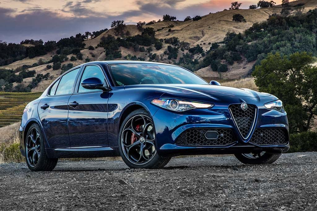 2019 Alfa Romeo Giulia AWD - Lease as low as $329 per month for 36 months!