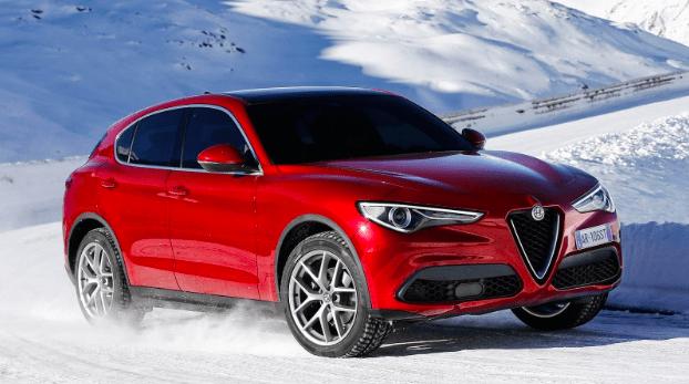 2019 Alfa Romeo Stelvio AWD - Lease for $419/month!