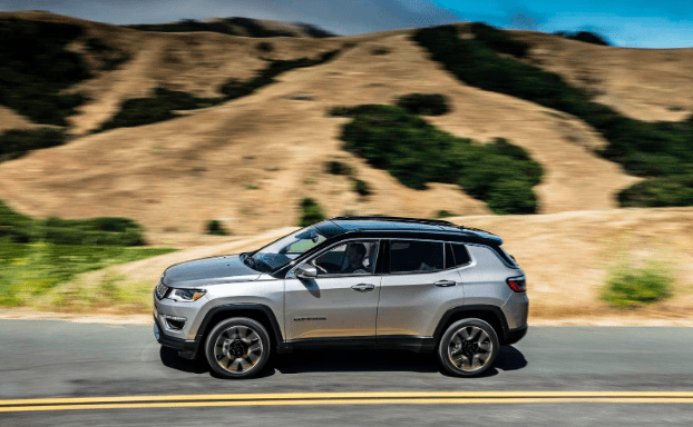 2019 Jeep Compass Latitude - Lease for $121/month!