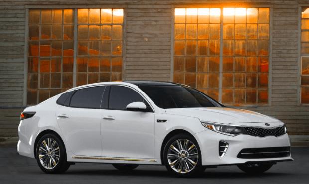 2019 Kia Optima LX - Lease for $233/month!