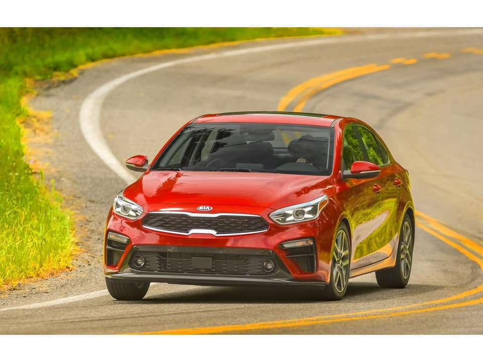 2020 Kia Forte LX - Lease for $185/month!