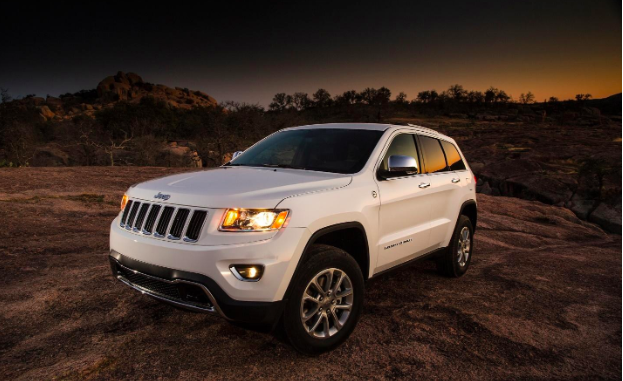 2019 Jeep Grand Cherokee Laredo - Lease for $166/month!