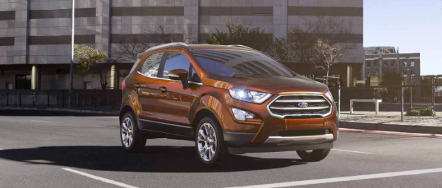 2019 Ford EcoSport S AWD - Lease for $150/month!