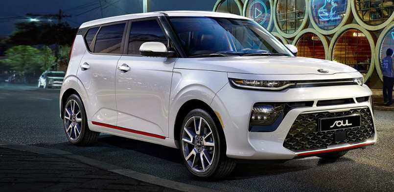 2020 Kia Soul - Lease for only $129/month!