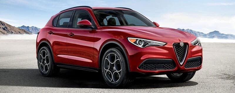 2020 Alfa Romeo Stelvio AWD - Ron Lewis Real Lease for $396/month! (Taxes & Tags Included)