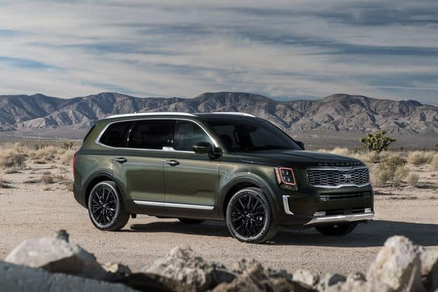 2020 Kia Telluride LX- Lease for $449/month!