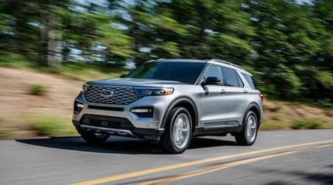 2020 Ford Explorer XLT – Lease for only $391/month!