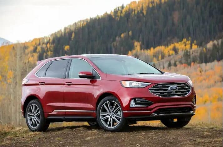 2019 Edge SEL AWD - Lease for $346/month!
