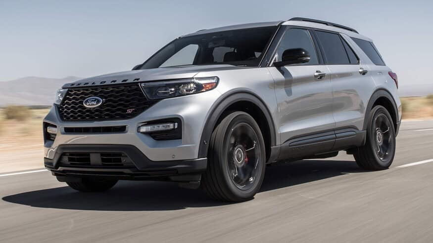 2020 Ford Explorer XLT- Ron Lewis Real Lease for only $412/month! (Taxes & Tags Included)