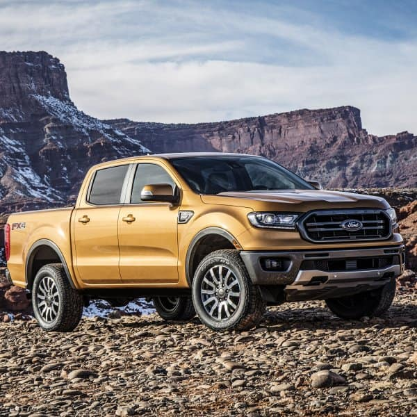2019 Ford Ranger XL 4x4 - Lease for only $215/month!