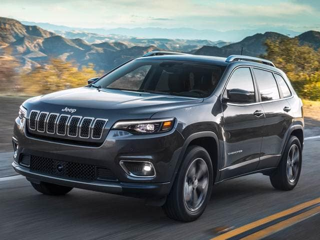 2020 Jeep Cherokee Latitude Plus 4x4- Lease for $199/month!