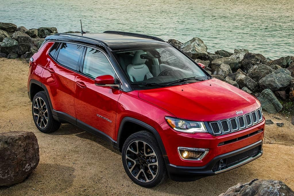 2020 Jeep Compass Latitude 4x4 - Lease for $199/month!