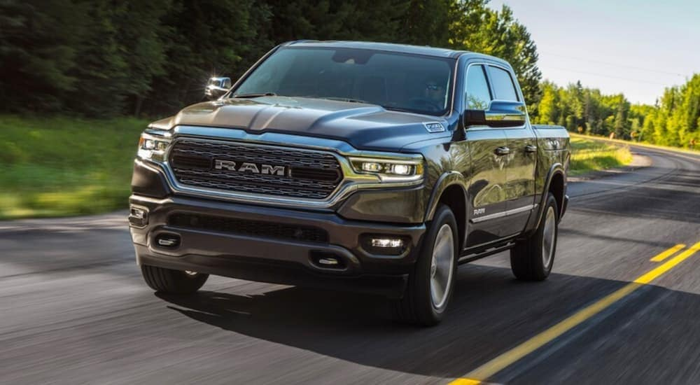 2021 RAM 1500 Bighorn Crew Cab 4x4- Lease for $299/month!
