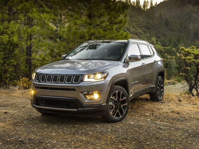 2021 Jeep Compass Latitude 4x4 - Lease for $119/month!