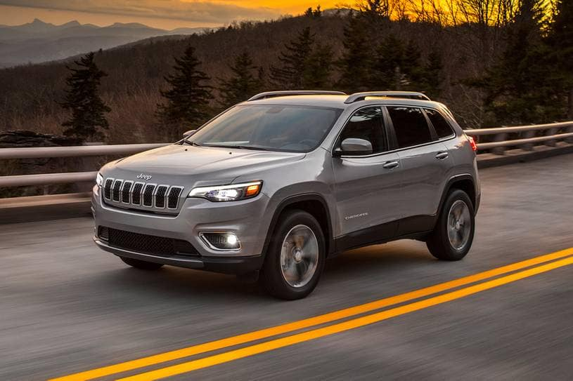 2020 Jeep Cherokee Latitude Plus 4x4- Ron Lewis Real Lease for $259/month! (Taxes & Tags Included)