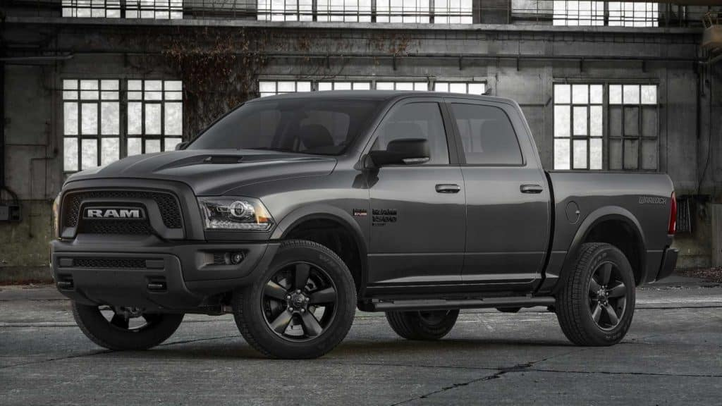 2020 Ram 1500 Classic Warlock Quad Cab 4x4 - Lease for $229/month!