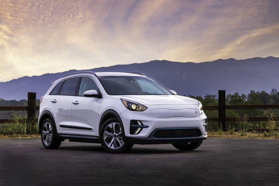 2022 Kia Niro EV EX- RON LEWIS REAL LEASE FOR $385/MONTH, $385 Due at Signing! (Taxes & Tags Included, No Security Deposit Required)