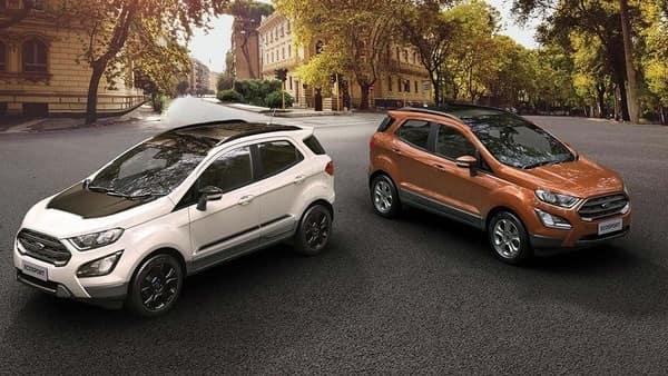 2020 Ford EcoSport SE 4x4 - $6,500 in Rebates!