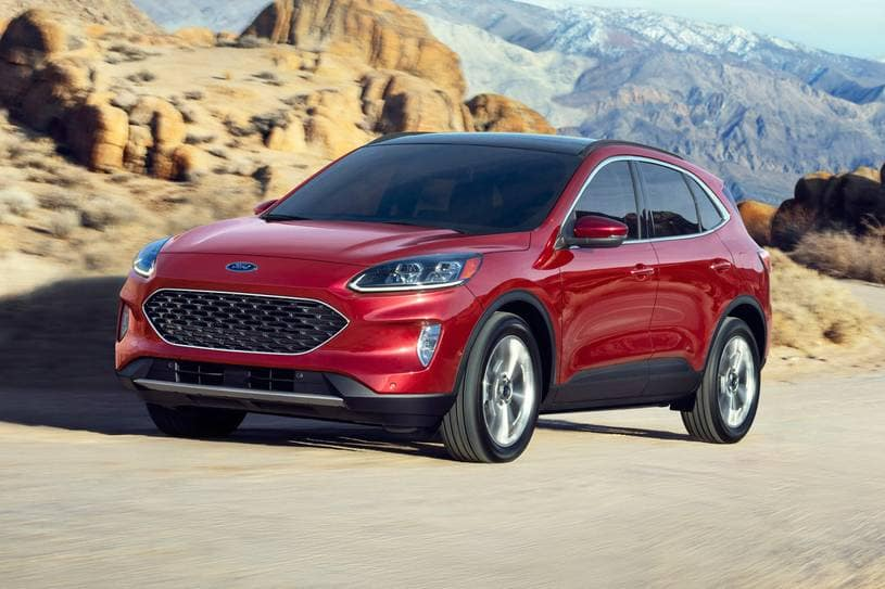 2020 Ford Escape S- Ron Lewis Real Lease for only $344/month! (Taxes & Tags Included)