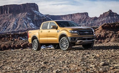 2020 Ford Ranger XL Lease for only $369/month!