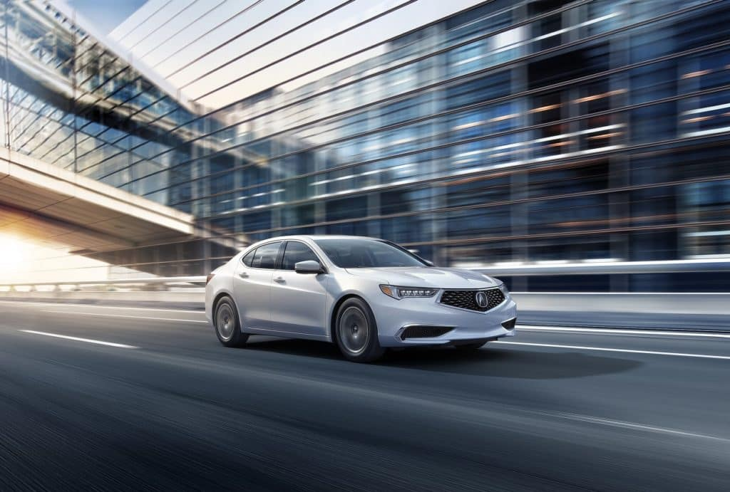 2019 Acura TLX 8 Speed Dual-Clutch Featured Special Lease
