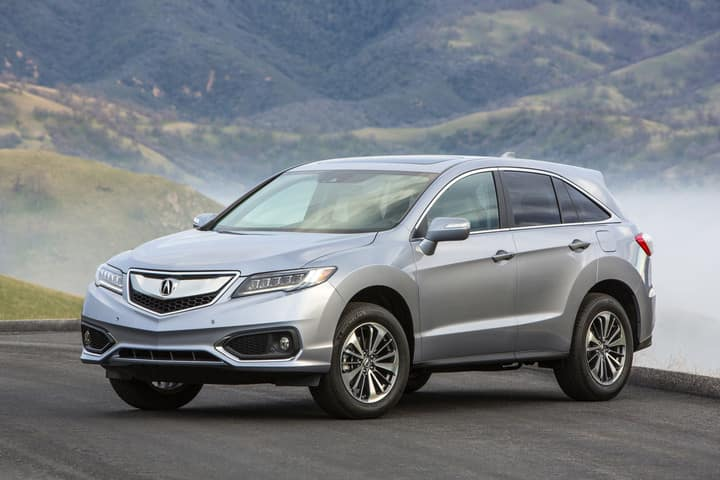 Acura MDX And RDX SUVs Named Two Of US News World Reports - Best tires for acura mdx