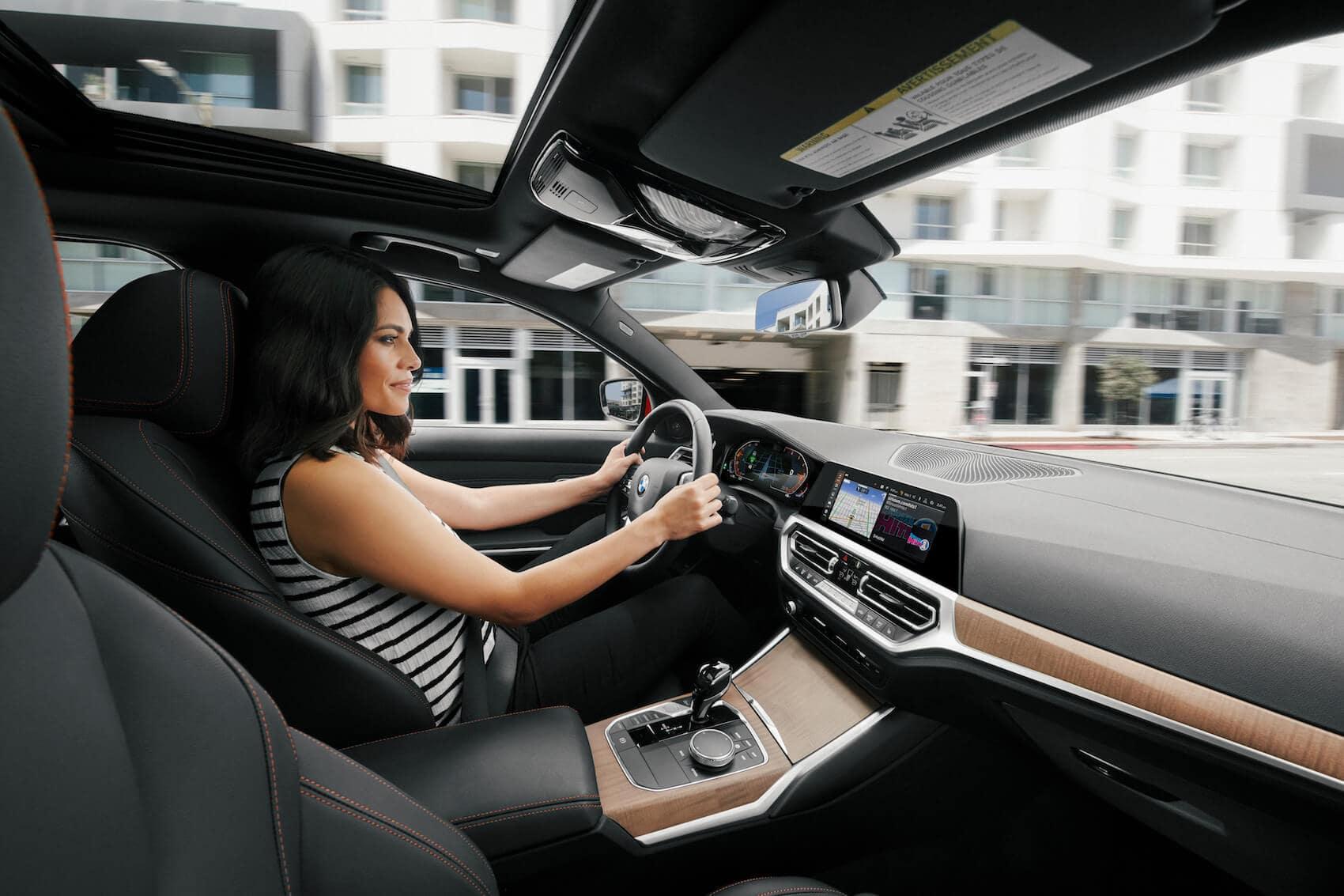 2020 BMW 3 Series interior Pensacola, FL