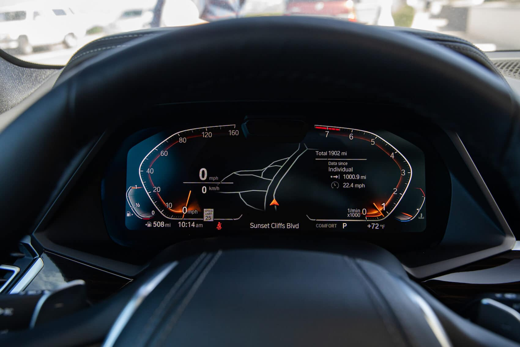 2020 BMW X5 digital dashboard Pensacola, FL