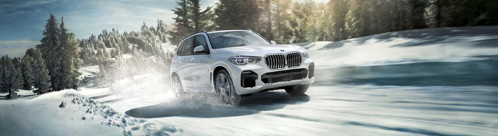 2021 BMW X5 vs Mercedes-Benz GLE Pensacola, FL