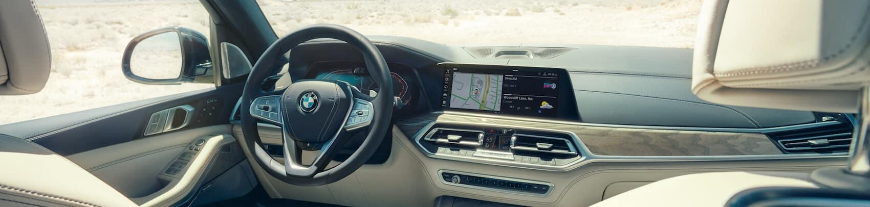 2020 BMW X7 technology Pensacola, FL