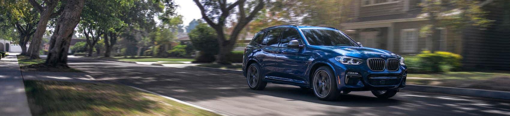 BMW X3 vs Mercedes-Benz GLC Pensacola, FL