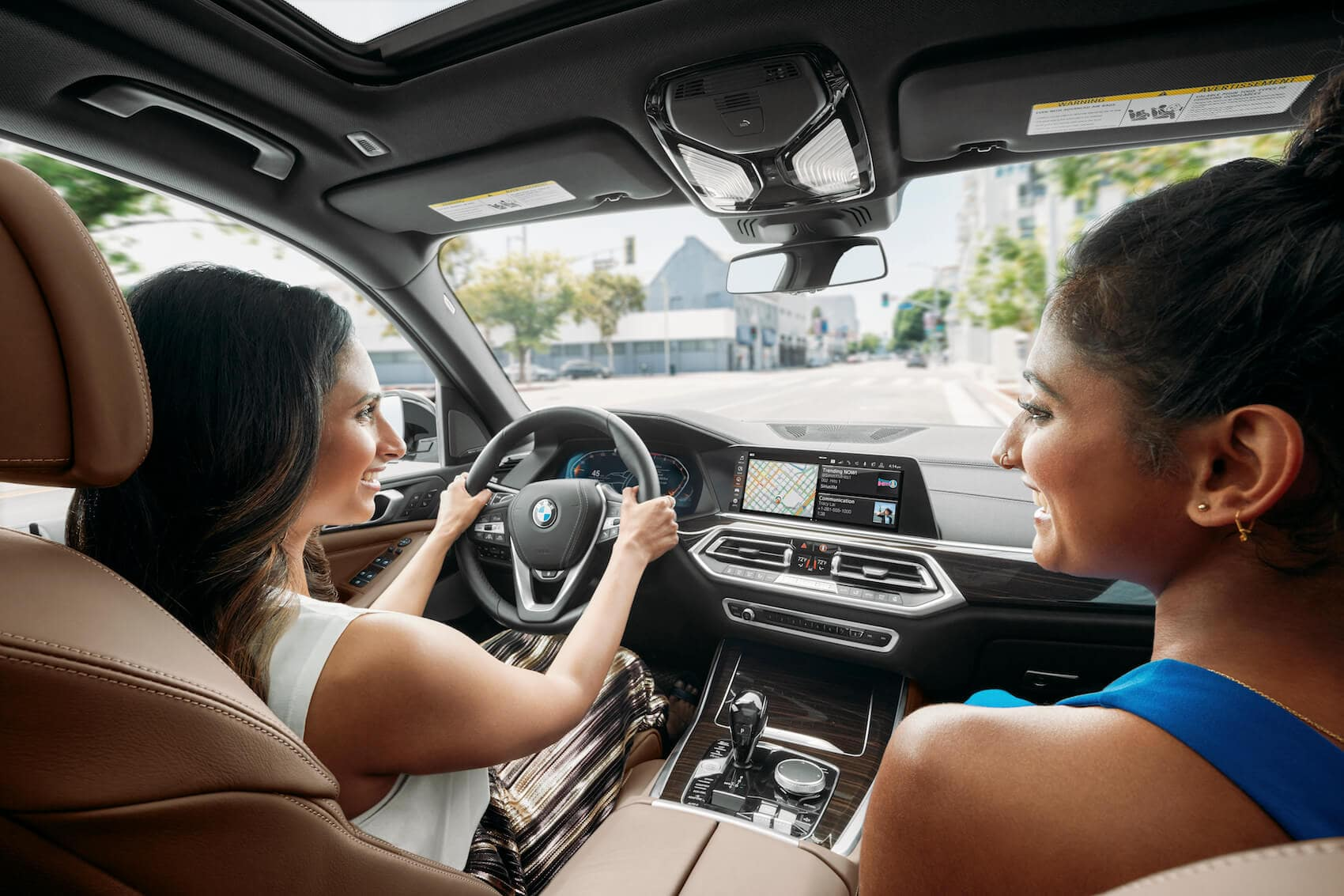 BMW X5 interior Pensacola, FL