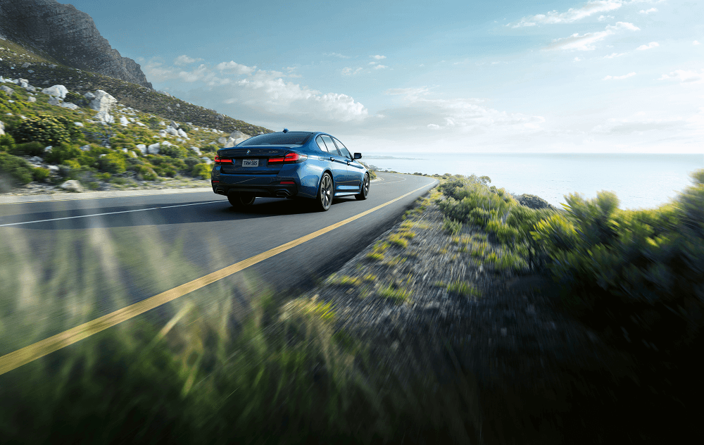 BMW 5 Series Performance Specs