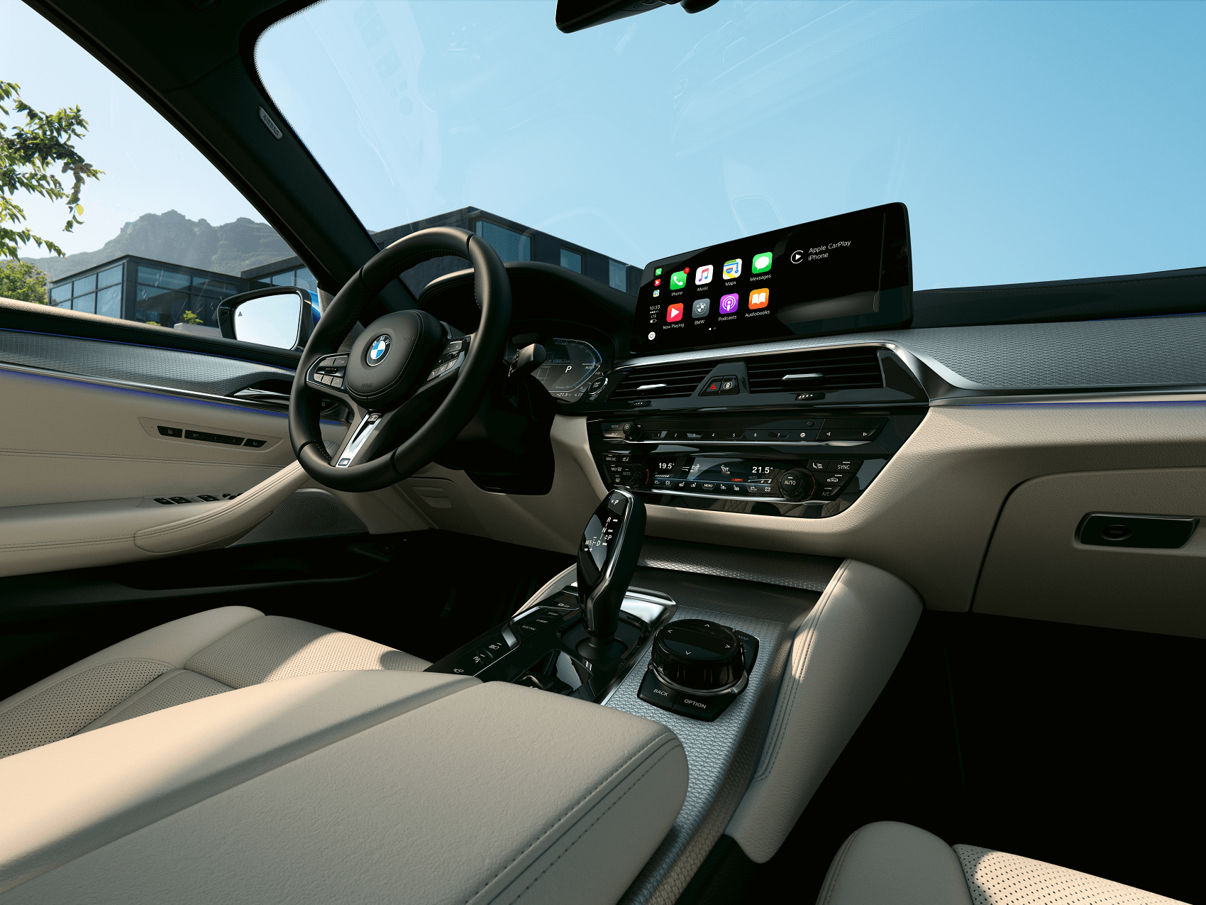 BMW 5 Series Technology Features
