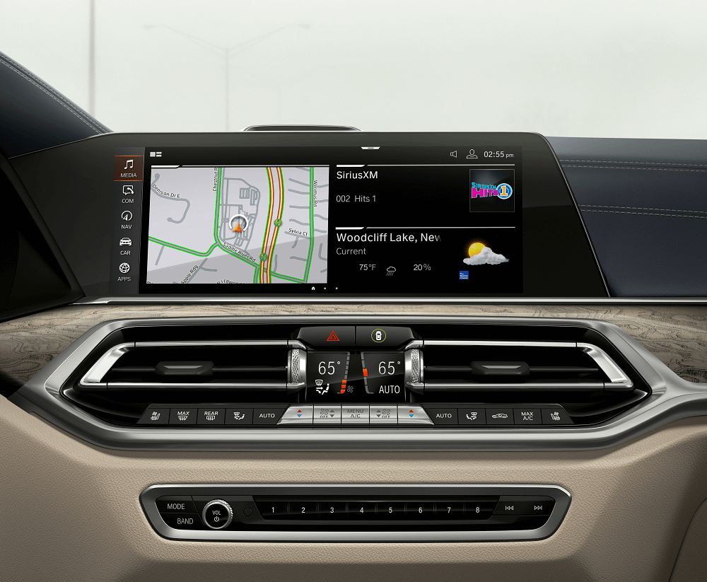 BMW X7 Technology Features