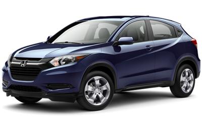 2016 HR-V LX AWD