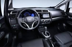 Middletown Honda Dealers - 2017 Honda Fit Interior
