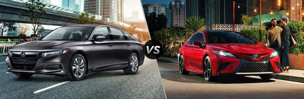 Accord vs Camry - Hartford Honda Dealer