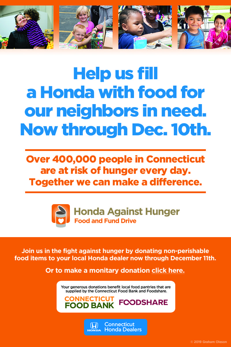 Join us in the Fight Against Hunger