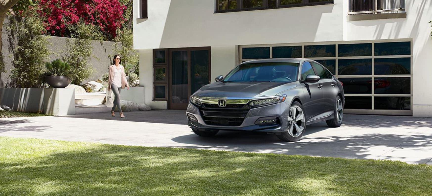 2020 honda accord parked outside home near schaller honda of new britain