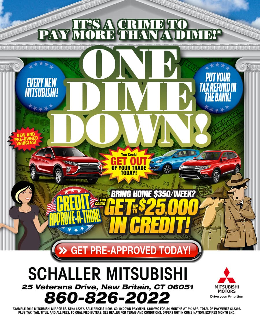 Check out the special offers at Schaller Mitsubishi