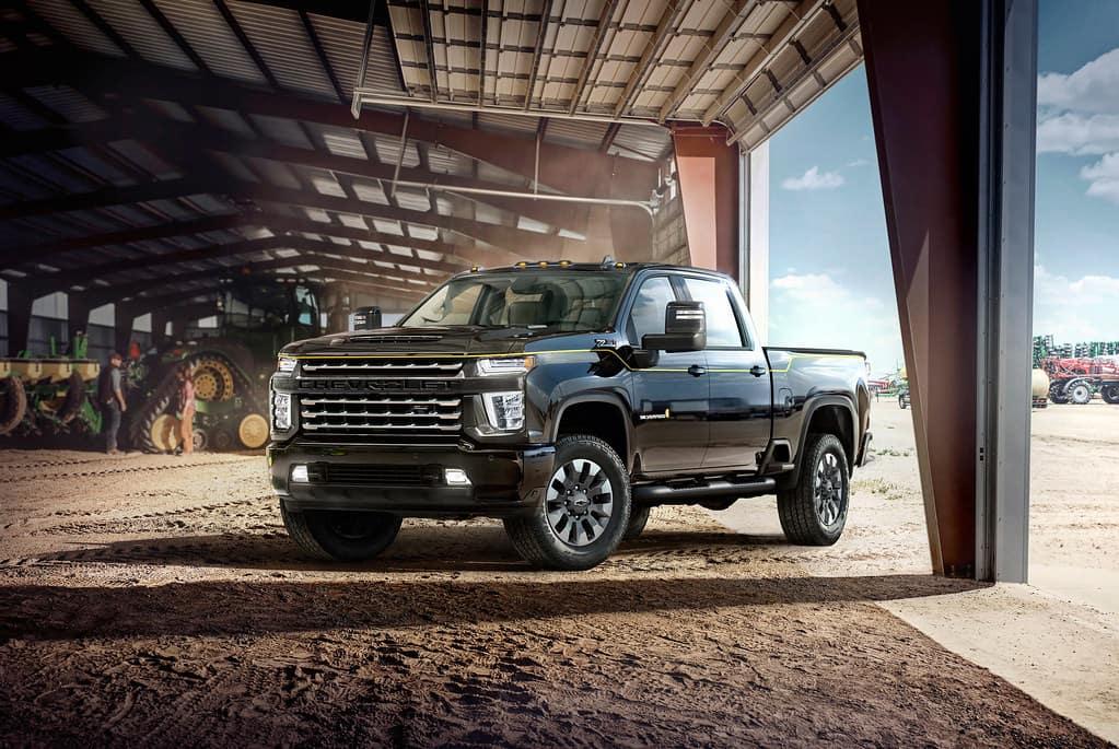 2021 Chevrolet Silverado HD   Sherman, TX